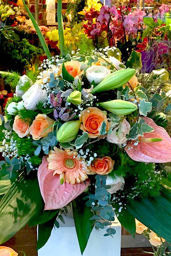 Aussergewöhnliche Blumen Bouquets und Blumensträusse